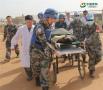 中国赴马里维和医疗队