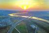 济齐跨黄河大桥已具备贯通条件 全线通行指日可待