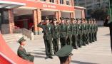 父亲代儿子进行入党宣誓仪式 完成烈士生前遗愿