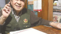 哈尔滨一的哥主动停车免费送老人就医 让人感到暖心