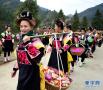 贵州丹寨:回娘家过苗年