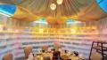 沈阳一酒店推出冰屋餐厅 食客可体验冰火两重天