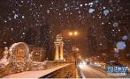 河北天津雪景美哭了