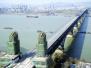 """南京长江大桥年底""""归来"""" 正桥面板安装超七成"""