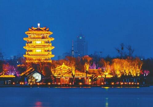 北京pk10的8码稳赢公式:2018春节出游最新最全攻略:身在济南,吃喝玩乐个够