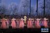 韩媒:文在寅今晚和金与正一同观看朝鲜艺术团演出