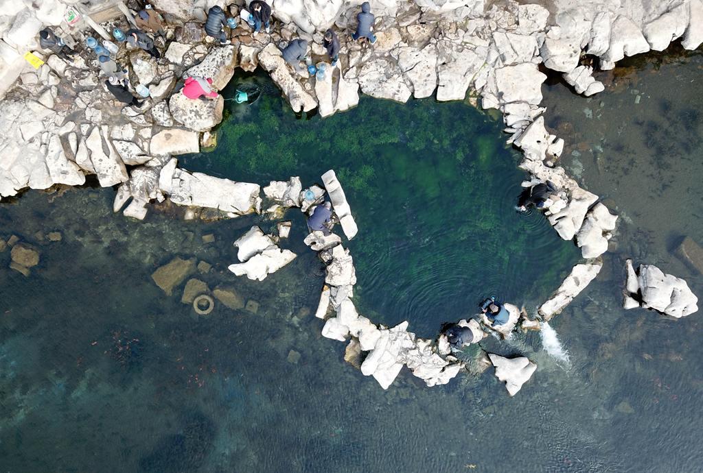 济南:泉水叮咚迎新春