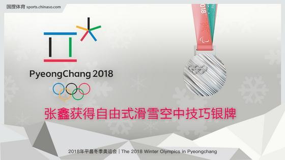 急速赛车游戏:自由式滑雪空中技巧 张鑫孔凡钰分获银牌铜牌