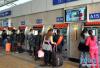 清明小长假期间渝贵铁路、西成高铁车票紧张