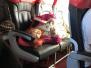 經濟艙大媽霸佔一整排高級座位躺平 被旅客怒斥