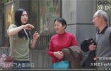 南京市民为日本女大学生指路视频火爆网络 日媒关注
