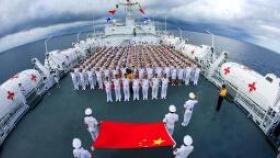 中国人民解放军海军诞生