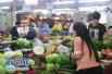 三月份洛阳鲜菜价格环比下降15.8%