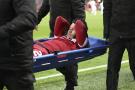 英超利物浦队大将张伯伦因伤无缘世界杯