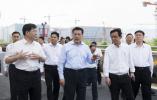 """袁家军:实施打造""""一带一路""""枢纽行动计划 加快实现开放型经济高质量发展"""