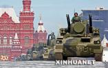 俄举行红场阅兵等活动纪念卫国战争胜利73周年