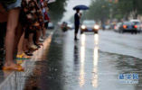 辽宁省进行大规模人工增雨 旱情得到有效缓解