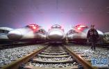 时速160公里磁浮列车运行试验成功