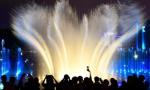 青岛七彩音乐喷泉