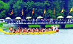 第十二届中国长春消夏节开幕 游客市民共享夏日清凉