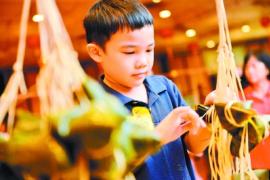 """南京端午节为什么要""""斗百草""""?"""