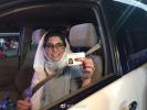沙特开放女性驾车 全球唯一女性驾车禁令成为历史