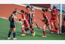 女子曲棍球世界杯小组赛中国队1:7不敌荷兰队
