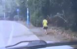 视频|暖心8分钟 浙江永嘉民警一路默默护送独行小女孩