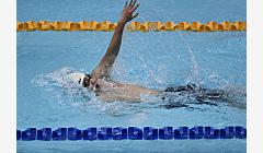 南体姑娘张雨霏获18届亚运会女子100米蝶泳银牌