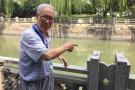 杭州84岁民间河长写下40万字巡河日记:志趣相投,乐而为之