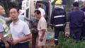 丹陽今晨發生重大車禍: 中巴車疑因避讓電動車側翻,2人死亡多人受傷