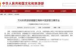 文化和旅游部提醒在瑞典中国游客注意安全