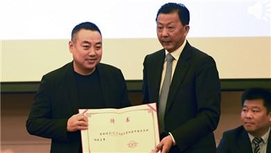 刘国梁回归 当选中国乒协主席