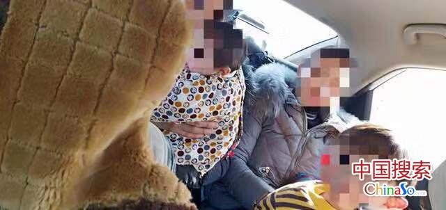 河南高速交警曝光百辆春运超员车 回家过年勿忘安全