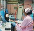 熊猫血女子献血被多抽100毫升?献血站:正调查