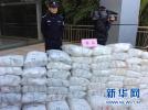 """深入推进""""两打两控"""" 河北省破获毒品犯罪案件千余起"""