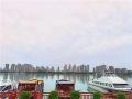【中国梦·黄河情】开封巧做水文章 千年古城荡碧波