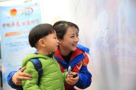 爱心加油站传书香 青年文化节再起航