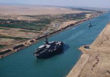1956年埃及收回苏伊士运河