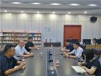 开封市委政法委副书记张振国到顺河回族区调研电动车防盗系统安装工作