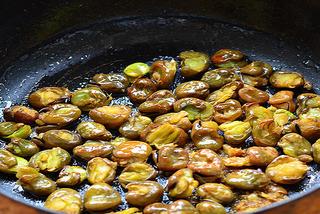 童年里最怀旧的一道小零食——五香脆皮蚕豆的做法步骤:8