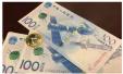 航天纪念钞开始兑换骗子闻风而动 大连有人被骗3千多