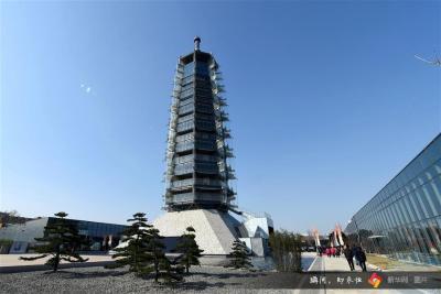 南京七彩琉璃塔