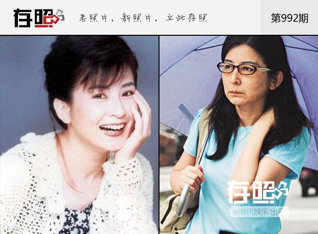 叶子楣1991年凭三级片《肉蒲团之偷情宝鉴》跟徐锦江
