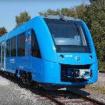 氢动力火车