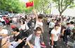 """""""爱心小分队""""做公益 杭州市民和游客欢度国庆"""