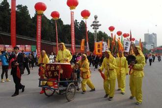 南阳诸葛亮文化节