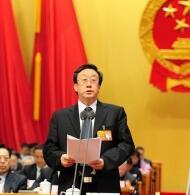 河南省十二届人大五次会议