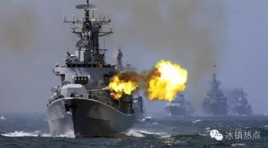 中俄南海军演剑指何方?
