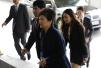 外媒:朴槿惠遭韩检方调查至深夜 全面否认13项犯罪指控